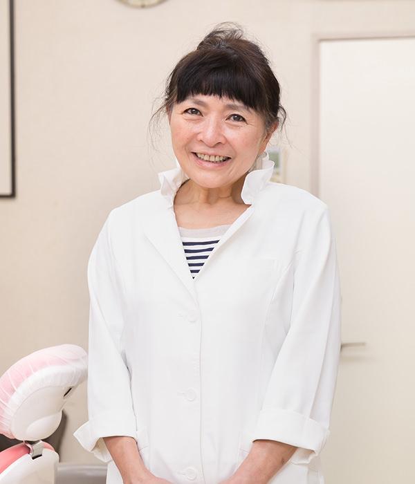 田端歯科医院院長田端禎子